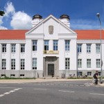 Landeshauptarchiv Schwerin - Fassade