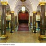 Kassenfoyer Mecklenburgisches Staatstheater Großes Haus