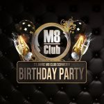 11 Jahre M8 Birthday Party