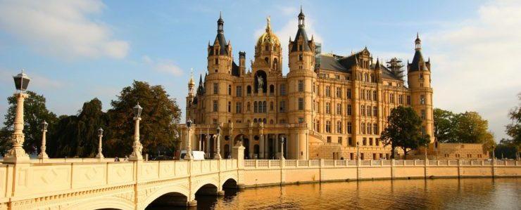 Schloss Schwerin Wohin Heute Schwerin