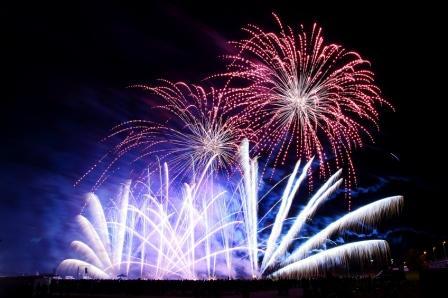 Feuerwerk Schwerin Heute