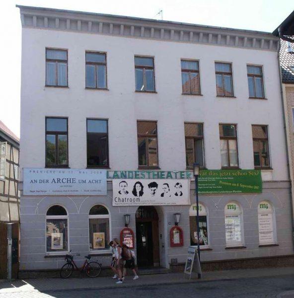 Landestheater Schwerin