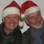 Lemmi und Dirk Weihnacht 2