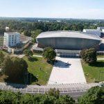 sport- und kongresshalle