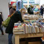 Bücherflohmarkt Schweriner Höfe
