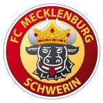 FC Mecklenburg Schwerin Fußball Logo