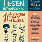 Lesen International Plakat