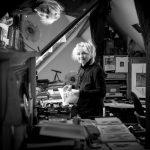 Ruth Tesmar 23. Literaturtage Galerie Berger