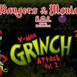 X-Mas Grinch Party Dr. K