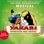 Yakari Show Sport- und Kongresshalle