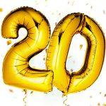20. Geburtstag Schlossparkcenter