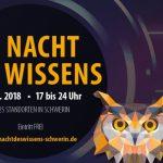4. Nacht des Wissens Stadtbibliothek Schwerin