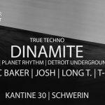 Kippschalter Dinamite Party Kantine 30