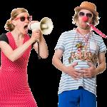 Pia-Nino-Band Karnevalskonzert Kinder Der Speicher