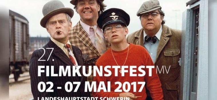 Samstag, 06. Mai 2017 19.30 Uhr: 27. FILMKUNSTFEST MV: Abschlussgala