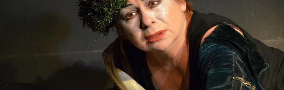 Samstag 17. Juni 2017 20.00 Uhr: Brigitte Peters in 'Diven sterben einsam'